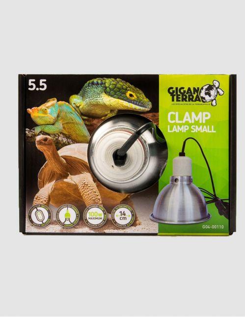 Support pour lampe céramique 14cm 100W