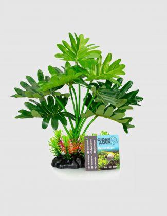 """Plante artificielle """"Fougère"""" 22 cm"""