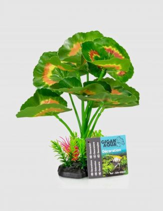 """Plante artificielle """"Geranium"""" 22 cm"""