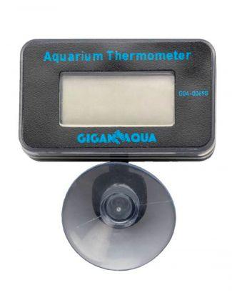 Thermomètre à ventouse LCD
